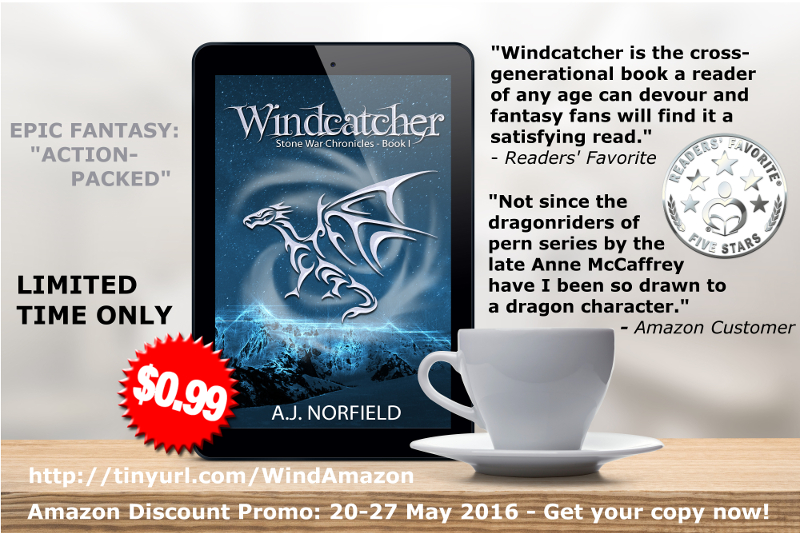 Windcatcher Promo